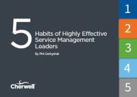 5 Habits of Highly Effective Service Management Leaders