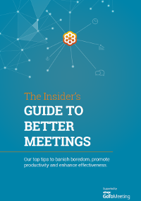 Insider's Guide to Better Meetings