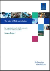 The Value of UKAS Accreditation