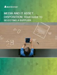Media and IT Asset Disposition: Your Guide to Selecting a Supplier