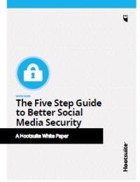 The Five-Step Guide to Social Media Security