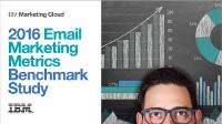 2016 Email Marketing Metrics Benchmark-Studie