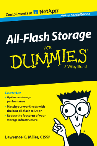 All-Flash Storage for Dummies