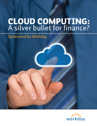 Cloud Computing: A Silver Bullet for Finance?