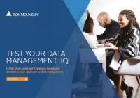 Test your Data Management IQ