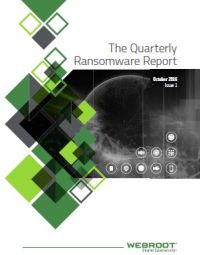 The Quarterly Ransomware Report