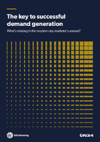 The Key to Successful Demand Generation