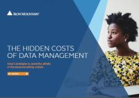 The Hidden Costs of Data Management