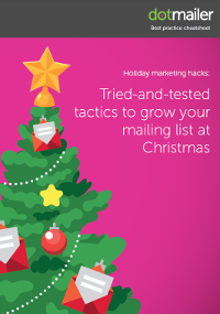 Holiday Marketing Hacks: Grow Your Mailing List at Christmas