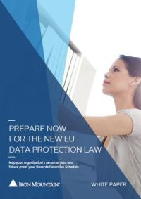 Prepare Now for the New EU Data Protection Law