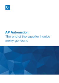 AP Automation: The end of the supplier invoice merry-go-round