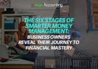 Six Stages of Smarter Money Management