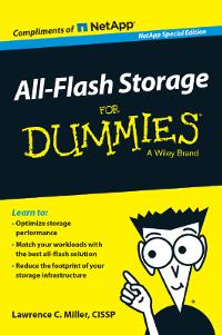 All-Flash-Storage für Dummies