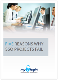 Five Reasons Why SSO Projects Fail