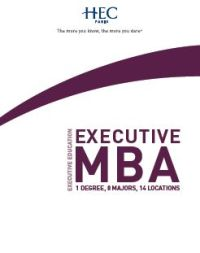 The HEC Paris Executive MBA